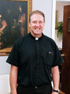 Fr. Jonathan Perrotta
