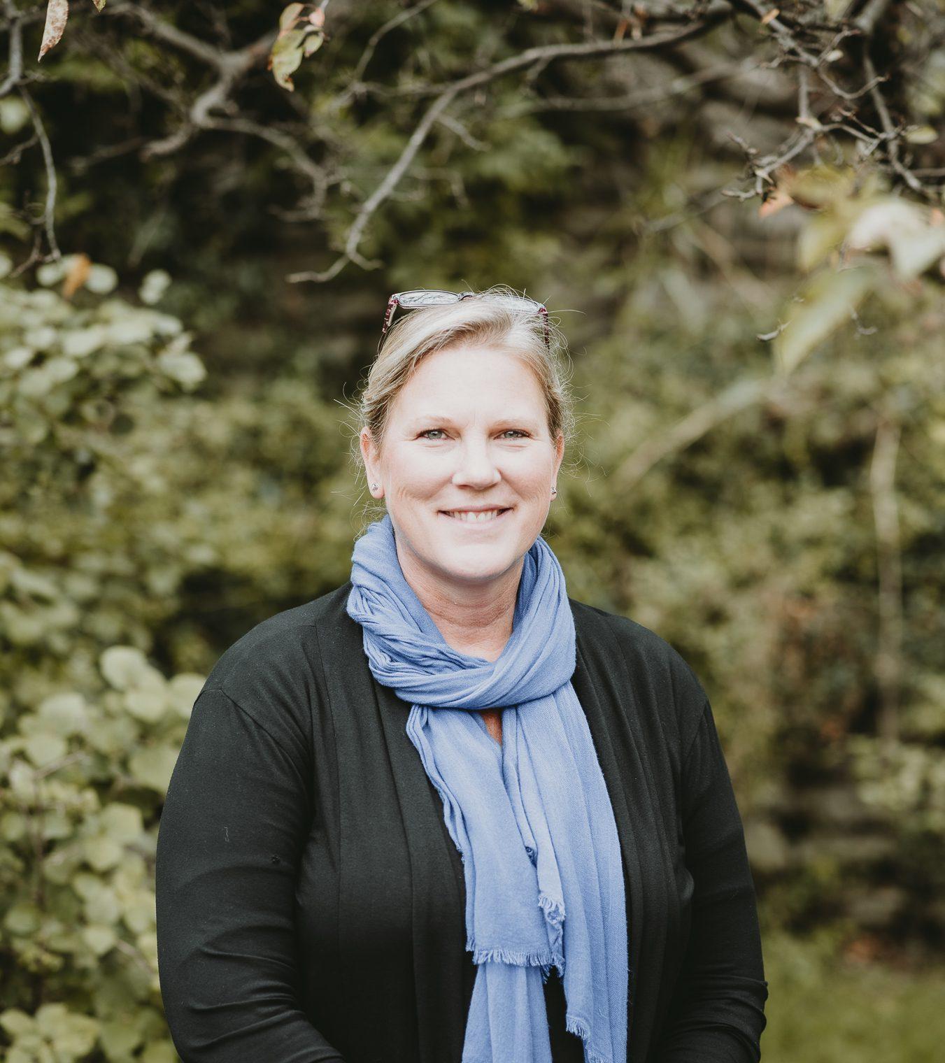 Mrs. Joanne Rymar : Parish Secretary